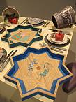 The Mosque Tile Trays